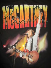 2011 PAUL McCARTNEY NY Detroit Montreal Chicago Cincinnati ON THE RUN (SM) Shirt