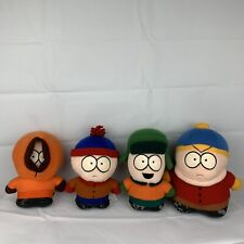 South Park 1998 Large Standup Plush Set Comedy Central Fun 4 All