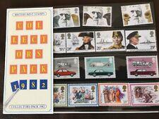 1982 Great Britain Royal Mail Collectors Pack MNH