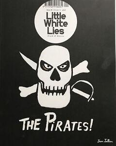Little White Lies Magazine 40 - The Pirates! Issue - Aardman Animation