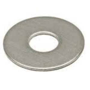 M8 Penny Repair Washers 20 PACK 8.4mm x 25mm A2 Stainless Steel Large Flat Free