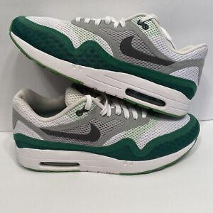 Nike Air Max 1 BR Breathe White Green Eagles Mesh 644140-103 I AM1 Men's Sz 11