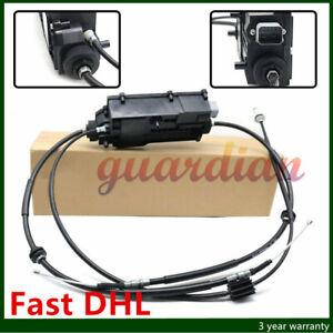 NEW For BMW X5 X6 E71 E70 E72 Parking Brake Actuator W/ Control Unit 34436850289