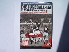 DIE FUSSBALL-EM Klassikersammlung 1 Viertelfinale 1972 England-Deutschland 1:3