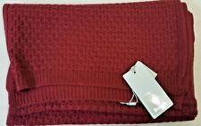 Bench scarf colour burgundy