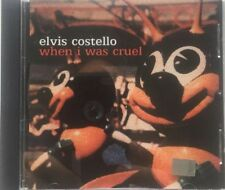 When I Was Cruel by Elvis Costello (CD, Apr-2002, Island (Label))