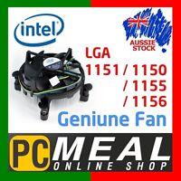 Original INTEL Core i3 i5 i7 CPU Heatsink Fan Cooler LGA 1155 1156 1151 1150