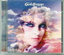CD ALBUM 9 TITRES--GOLDFRAPP--HEAD FIRST--2010