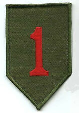 ELITE PROFESSIONALS 1991 DESERT STORM PATCH: 1st Infantry Division Big Red One