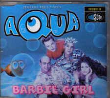 Aqua- Barbie girl cd maxi single