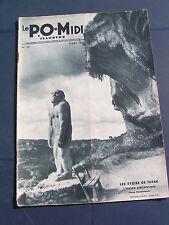 le P.O. 1934 32 VIADUC VIAUR FONTPéDROUSE LORMONT LA COURONNE ARAGNOUET ARCACHON