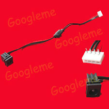 for Toshiba Satellite M55 M50 DC Power Jack Socket Connector with Cable Harness