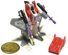 Starscream WST Worlds Smallest Transformer Generation 2 Seeker Starscream