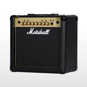 Marshall MG15GFX 15watt 1x8 Combo Amp