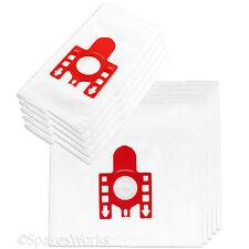 10 Pack MIELE Compatible FJM Vacuum Cleaner Microfibre Premium DUST BAGS