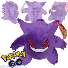Pokemon Center Gengar Plush Doll Soft Stuffed Figure Toy 8 Inch Xmas Gift