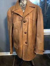 J Crew Leather Jacket Size Large