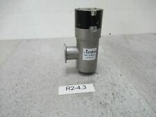 MKS 93-6127 High Vacuum Valve KF40 Connection MKS 796-801289-001
