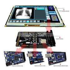 """9"""" inch TFT LCD Resistive Touch RA8875 Shield for Arduino Due,MEGA 2560 Uno"""