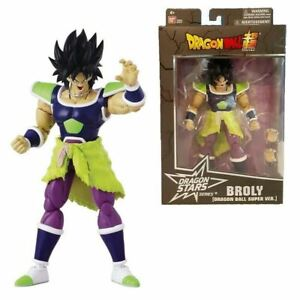 Dragon Ball Super Dragon Stars Broly Action Figure *IN STOCK