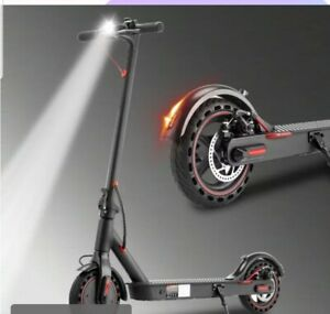 Long Range 8.5INCH 350W 30KM/H Patinete Smart Folding Electric Scooter LED Light