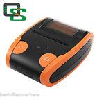QS 5806 Utile Leggero Mini Portatile Bluetooth 4.0 Stampante SPINA UE