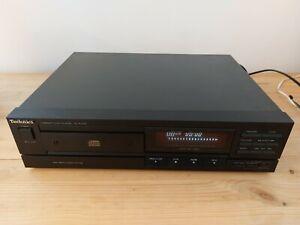 Technics SL-PJ27A AUDIOPHILE Compact Disc Player CD Separate 1990's Vintage