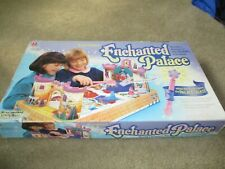 Milton Bradley Electronic Enchanted Palace Talking 3-D Board Game in Box