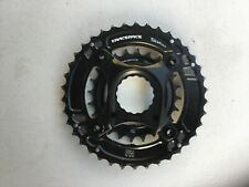 Race Face Spider 2x/Chainrings 38/24 Turbine