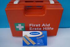 Betriebsverbandkasten Verbandkoffer DIN 13157 C + 100 Fingerpflaster 12x2 e 2023