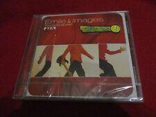 """CD NEUF """"TOUJOURS DEVANT"""" Emile & et Images / 11 TITRES"""