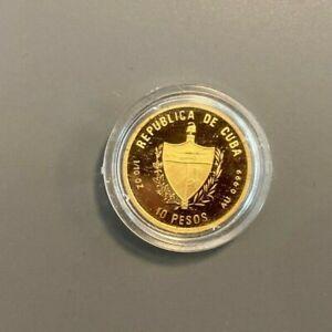 OLYMPIADE BARCELONA - 10 Pesos - 1992 - Basketball - Gold - PP!!!