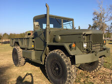 KAISER BOBBED DEUCE&A HALF MILITARY TRUCK, PREPPER/BUGOUT VEHICLE