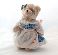 Alpi GmbH Garmisch-Partenkirchen Teddy Bear Classic Articulated Plush Soft Toy
