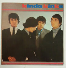 The Kinks Kinda Kinks LP España reedición 1981