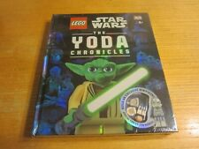 Lego Star Wars: The Yoda Chronicles 2013 Book w/Special Forces Commando Mini Fig
