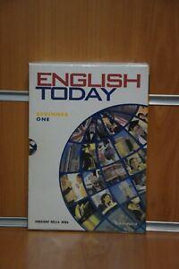 """DVD Corso di Inglese """"English Today"""" Beginner One Vol.1 Corriere della Sera"""