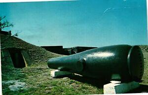 Vintage Postcard - Fort Moultrie Fort Sumter National South Carolina #5207