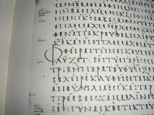 Manuscripts GK Bible Tetragrammaton  Nomina Sacra Watchtower Research Jehovah NT