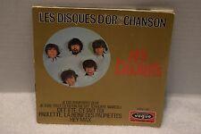 Les Charlots EP, Vogue DOV 09, PS, Insert, EX