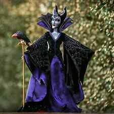 "Disney Store Exclusive Limited Edition Sleeping Beauty Maleficent 17"" Doll NRFB"