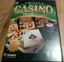 Hoyle 'Casino' (2003) - 14 Favourite Games (Poker, Roulette etc) PC/MAC CD