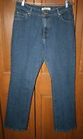 Women's LEVI'S 550 Jeans 12M Relaxed Fit Boot Cut NM