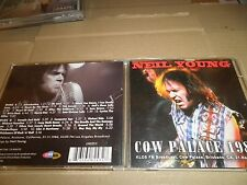 Neil Young - Cow Palace 1986; Live 2CD  (Leftfield Media 2011)