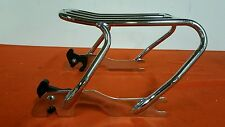 HD SPORTSTER SOLO LUGGAGE RACK 350-06/QUICK DETACH-1994-2003>53495-95/VERY NICE<