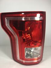 FORD F150 LH HALOGEN TAIL LIGHT OEM NICE 15 16 17 2015-2017