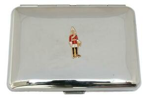 Life Guards Cigarette Case Medium Or Large Metal Tin FREE ENGRAVING 221