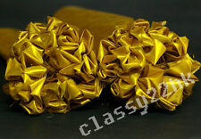 PROMOTION HIGH QUALITY GOLD RIBBON BALL  (2 SET) FOR LION DANCE OR WEDDING PARTY