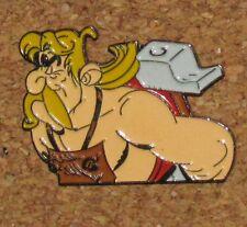 A38 Asterix PIN VINTAGE PINS BD ATLAS HAMMER