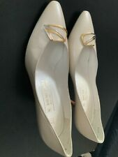 Bruno Magli Ladies  Heeled Slip-on Shoes Size 40 1/2